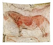 Ekain Cave Horse 2 Tapestry
