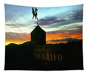El Grifo Tapestry