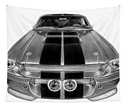 Eleanor Ford Mustang Tapestry