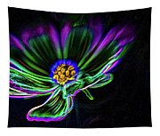 Electric Daisy Tapestry