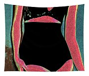 Electric Lingerie Tapestry