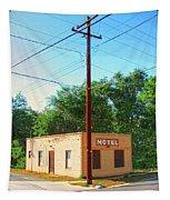 Electromagnetic Motel Tapestry