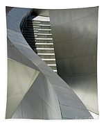 Elegance Of Steel And Concrete Tapestry