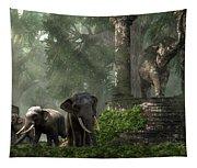 Elephant Kingdom Tapestry