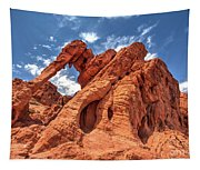 Elephant Rock, Valley Of Fire State Park, Nevada Tapestry