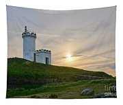 Elie Lighthouse. Late Afternoon. Tapestry