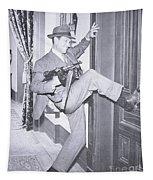 Eliot Ness Tapestry