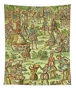 Elizabeth I, 1533-1603 Tapestry