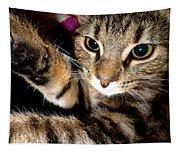 Ellie Cat Tapestry