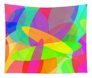 Ellipses 8 Tapestry
