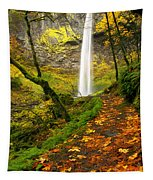 Elowah Autumn Trail Tapestry
