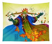 Elven Mage Tapestry
