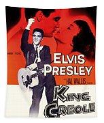 Elvis Presley In King Creole 1958 Tapestry