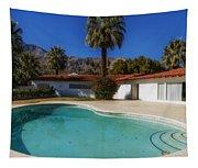 Elvis Presley's Palm Springs Home Tapestry
