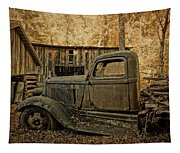 Ely's Mill Dodge Tapestry