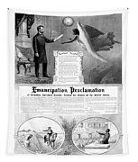 Emancipation Proclamation Tapestry