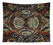 Embellished Texture Tapestry