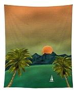 Emerald Bay Tapestry