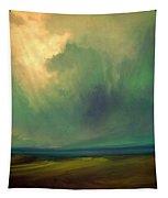 Emerald Sky Tapestry