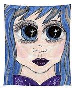 Emo Girl I Tapestry