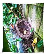 Empty Nest Tapestry