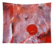 Encased In Red Tapestry