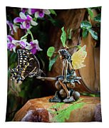Enchanted Encounters Tapestry