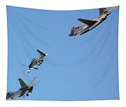Encore Fly-over Tapestry