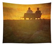 End Of The Day Tapestry