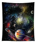 Endless Beauty Of The Universe Tapestry