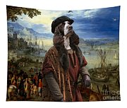 English Springer Spaniel Art Canvas Print  - The Port Tapestry