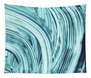 Entranced 1- Abstract Art By Linda Woods Tapestry
