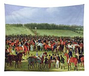 Epsom Races - The Betting Post Tapestry