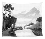 Erie Canal, 1837 Tapestry