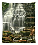 Erie Falls Gentle Cascades Tapestry