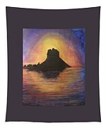 Es Vedra Sunset I Tapestry