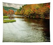 Escape To Beaver's Bend Tapestry