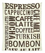 Espresso Tapestry