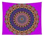 Estate Jewels Mandala No. 2 Tapestry
