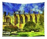 Eton College Chapel Art Tapestry