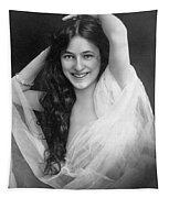 Evelyn Nesbit (1885-1967) Tapestry