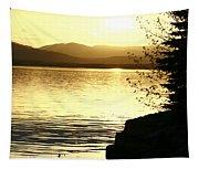 Evening Charlotte Sunset Tapestry