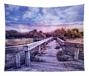 Evening Invitation Tapestry