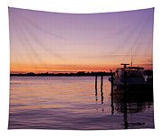 Evening Of Peace - Jersey Shore Tapestry