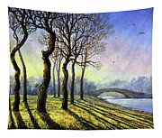 Evening Shadows Tapestry