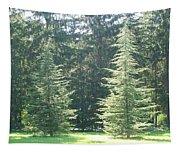 Evergreen Dance Tapestry