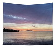 Every Morning Is Different - Toronto Skyline With An Awesome Cloudbank Tapestry