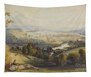 Exeter From Exwick, 1773 Tapestry