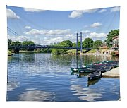 Exeter Quays 2 Tapestry