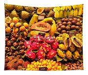 Exotic Fruit Tapestry